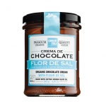 Schokoladencreme mit Olivenöl und Flor de Sal