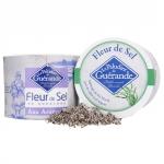 Fleur de Sel von Guérande mit Algen