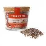 Fleur de Sel Camaruge - Tomate Basilic (Tomate + Basilikum)