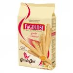 Grissini Fagolosi - mit grobem Salz und Olivenöl