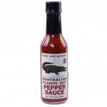 Australian Hot Flamin Pepper Sauce