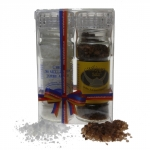 Kalahari-Salz und Wikinger-Kalahari®-Rauchsalz im Set