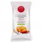 Flor de Sal d'es Trenc - Kartoffelchips mit Paprika (Pikant)