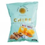 Sal de Ibiza - Kartoffelchips mit weißen Trüffeln