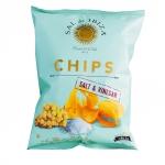 Sal de Ibiza - Kartoffelchips mit Salz und Essig