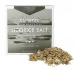 Saltverk - Licorice Salt (Lakritze) - Meersalzflocken