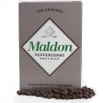 Maldon whole black peppercorns