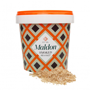 Smoked sea salt von Maldon - 500 g