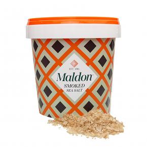 Smoked sea salt von Maldon - 500 g