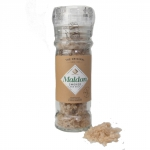 Maldon smoked sea salt - pure flaky crystals - Mühle
