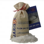Flor de Sal von Marisol® - im Stoffbeutel 100 g - MHD 05-18