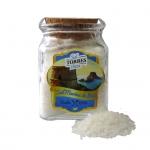 Mittelgrobes Meersalz von Ibiza - 70 g Glas