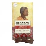 Menakao - Schokolade mit Cashewkernen und Meersalz