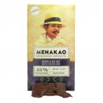 Menakao - Schokolade Kaffeebohnen mit Fleur de Sel