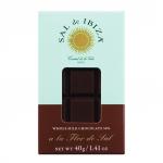 Whole milk Chocolat mit Flor de Sal