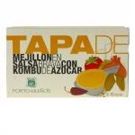 TAPA - Mejillon en Salsa Brava con Kombu de Azucar - MHD 12-19