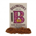 Billington´s Dark Muscovado Cane Sugar