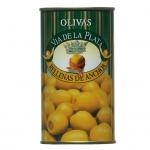 Aceitunas Rellenas de Anchoa - Oliven gefüllt mit Sardellenpaste