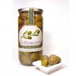 La Masrojana - Gordial Oliven scharf eingelegt