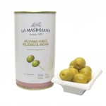 La Masrohana - Manzanilla Oliven gefüllt mit Anchovis