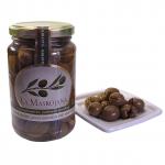 La Masrojana - Oliven aufgebrochen