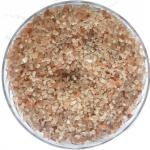 Pakistan Kristall Rauchsalz - Buchenholz