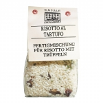 Risotto al tartufo (mit Trüffelstücken)
