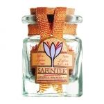 Safranfäden aus Spanien - 1 g im Glas