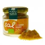 Meersalz mit Curry - fein vermahlen MHD 04-17