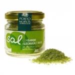 Meersalz mit Meeressalat-Algen - fein vermahlen - MHD 04-17