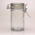 Glasbehälter für Fleur de Sel