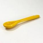 Portionslöffelchen gelb