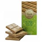 Schokolade mit Pistazien