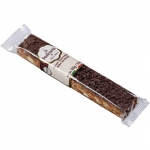 Torrone (italienischer Softnougat) - Schokolade