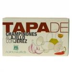 TAPA - Champinones al Ajillo con Jerez