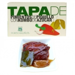 TAPA - Pimentos con Kombu de Azucar - MHD 12-19