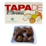TAPA - Setas Variadas a la Japonesa - MHD 12-19