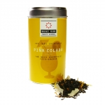 Schwarzer Tee mit Pina Colada Geschmack