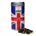 Schwarzer Tee mit Earl Grey Geschmack