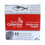 Posta de Atum em Azeite com Piripiri (Bonito pikant)