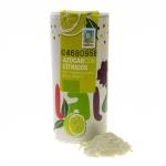 Azucar con Citrocos - Zucker mit Zitrone - MHD 08-17